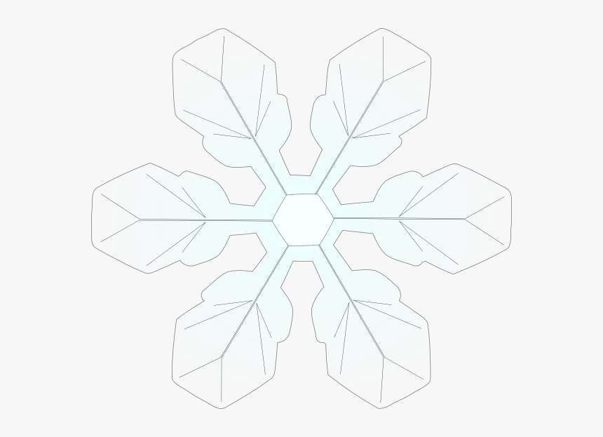 Transparent Snow Flake Clip Art - Ceiling, HD Png Download, Free Download
