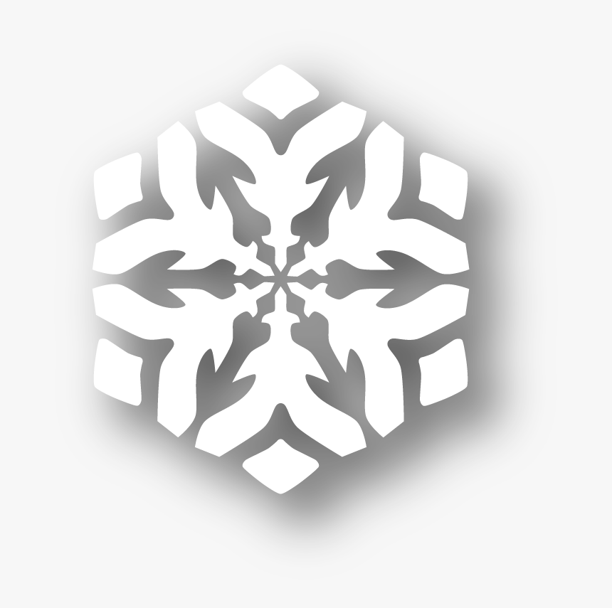 Transparent Snow Flake Png - Overwatch Snowflake Png, Png Download, Free Download