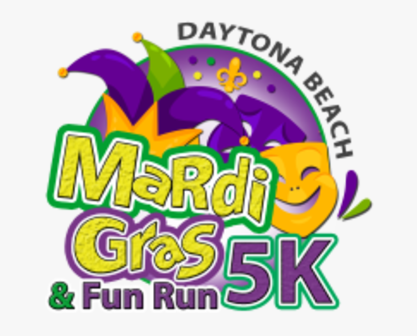 Mardi Gras 5k & Fun Run, HD Png Download, Free Download