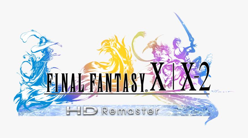 Final Fantasy X Remaster Logo, HD Png Download, Free Download
