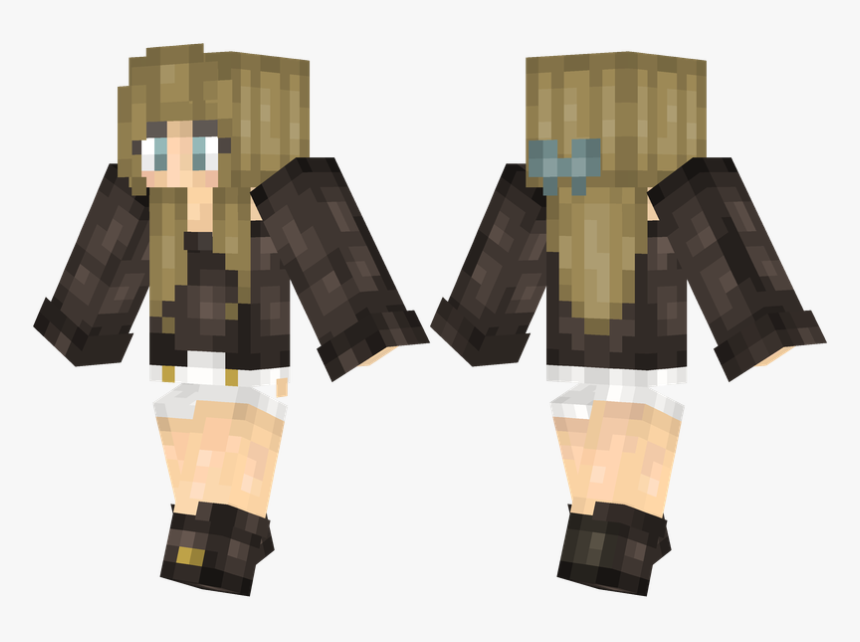 Sweater Skins Minecraft, HD Png Download, Free Download