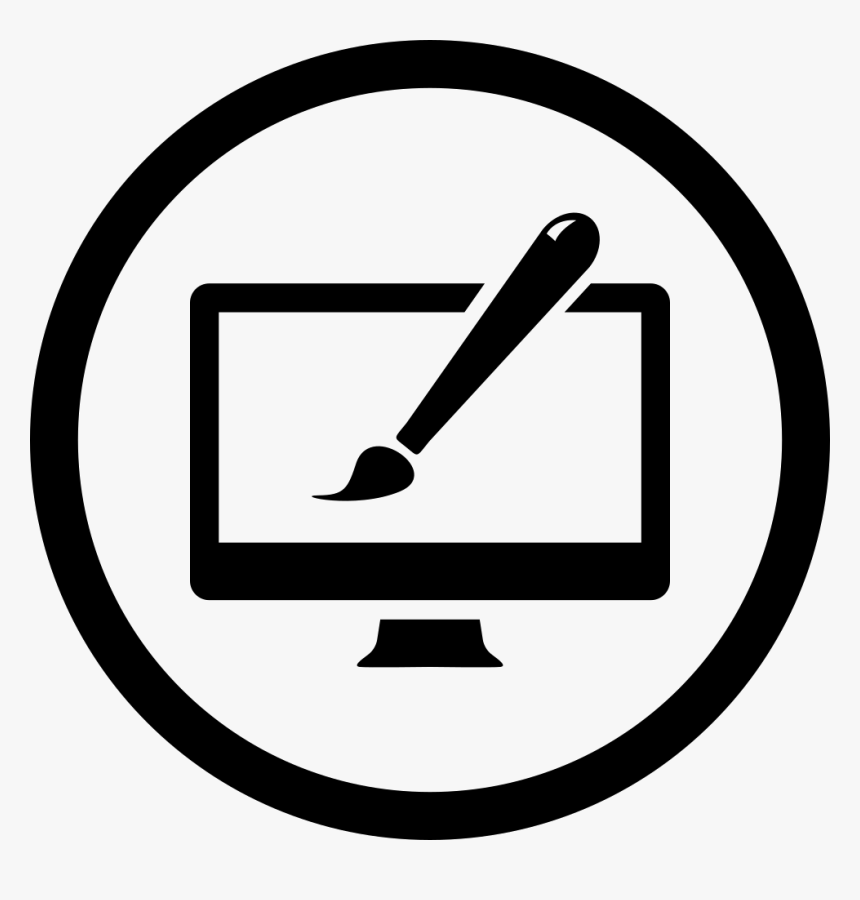 Website Design - Web Design Icon Png, Transparent Png, Free Download