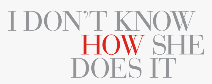 "I Don""t Know How She Does It - Ville De Nancy, HD Png Download, Free Download"