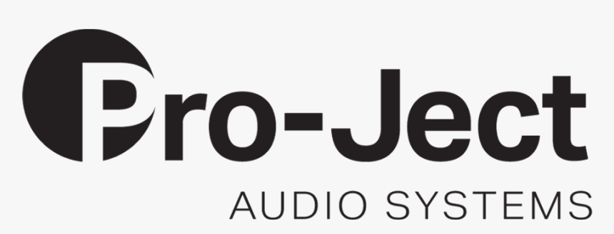Project Audio Logo Black - Pro-ject, HD Png Download - kindpng
