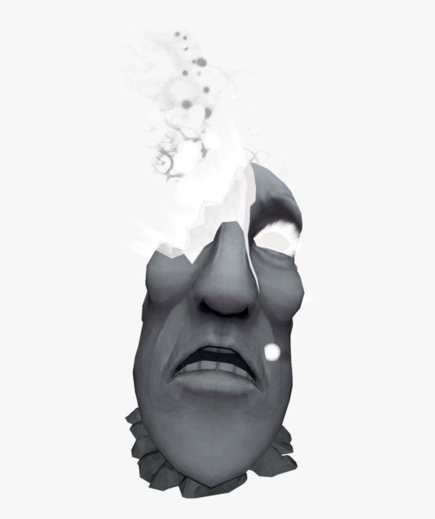 """The Runescape Wiki""""  Title=""""dead Moai - Carving, HD Png Download, Free Download"""