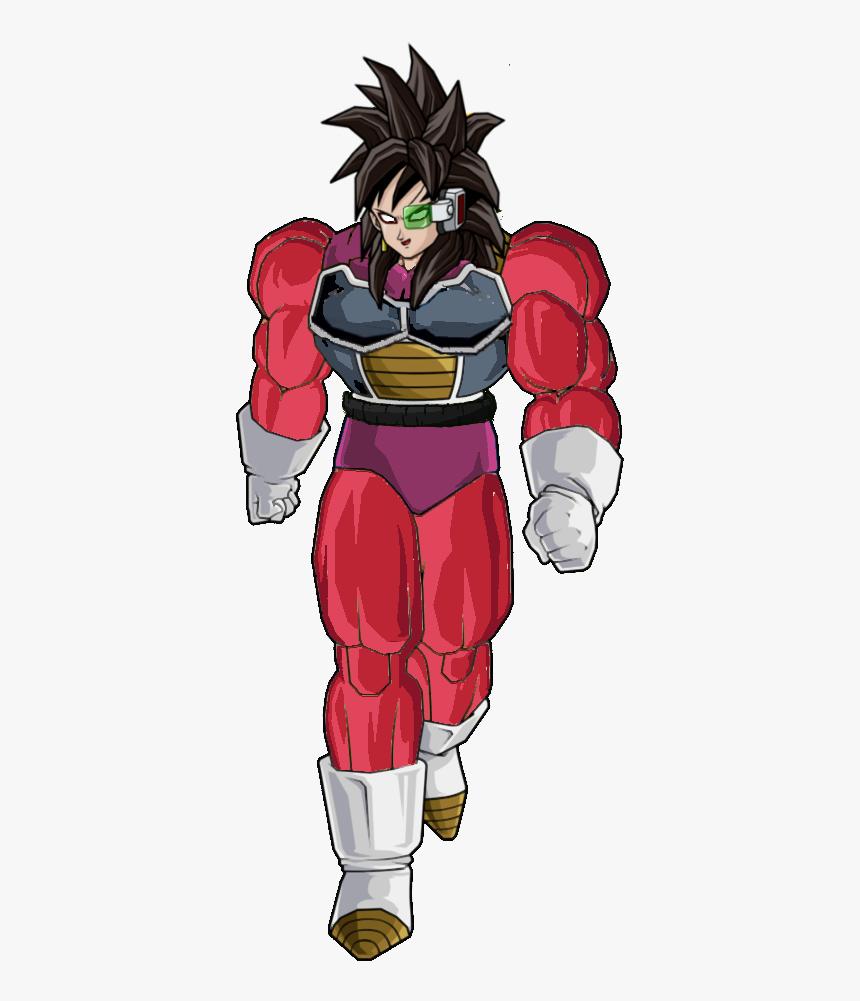 Legendary Super Saiyan 4 Fasha - Dragon Ball Super Fasha Super Saiyan 3, HD Png Download, Free Download
