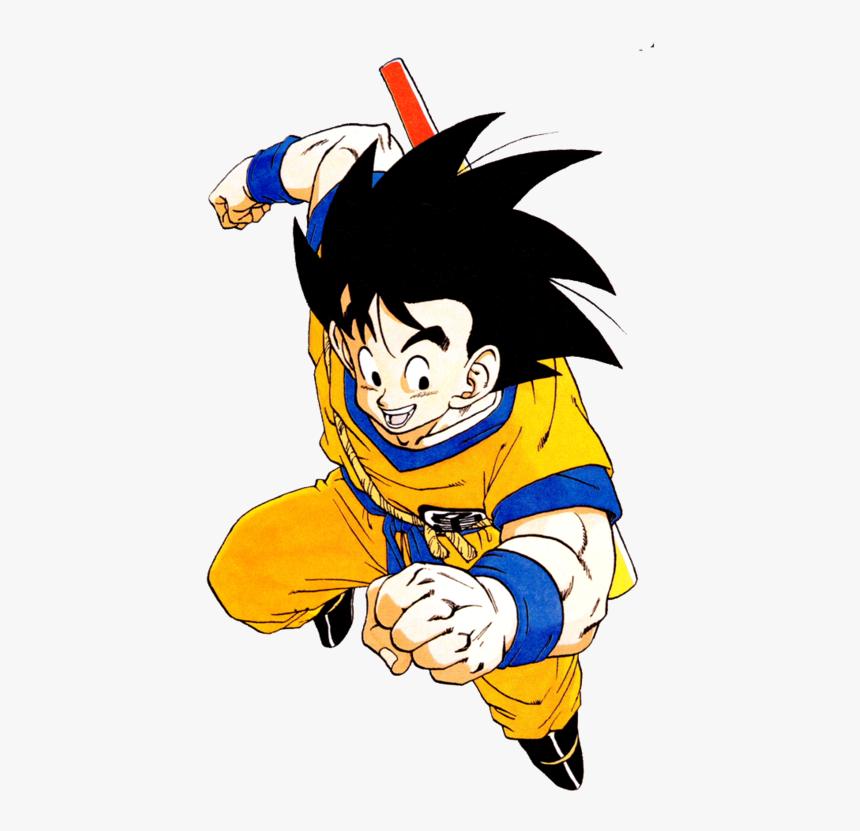 "Goku""s Always Having Fun Goku And Vegeta, Son Goku, - Dragon Ball Z Vol 1 Manga, HD Png Download, Free Download"