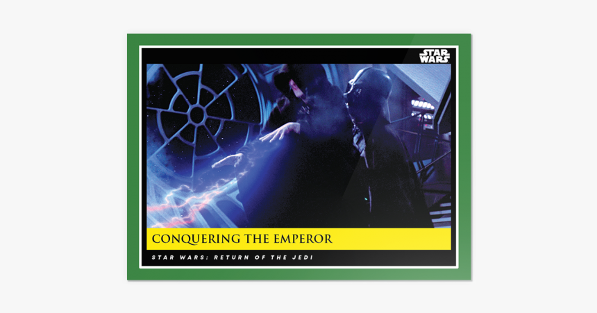 Conquering The Emperor - Your Lightsabers Will Make A Fine Addition, HD Png Download, Free Download