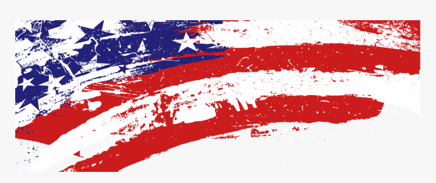 American Flag - 4th Of July Cover, HD Png Download, Free Download