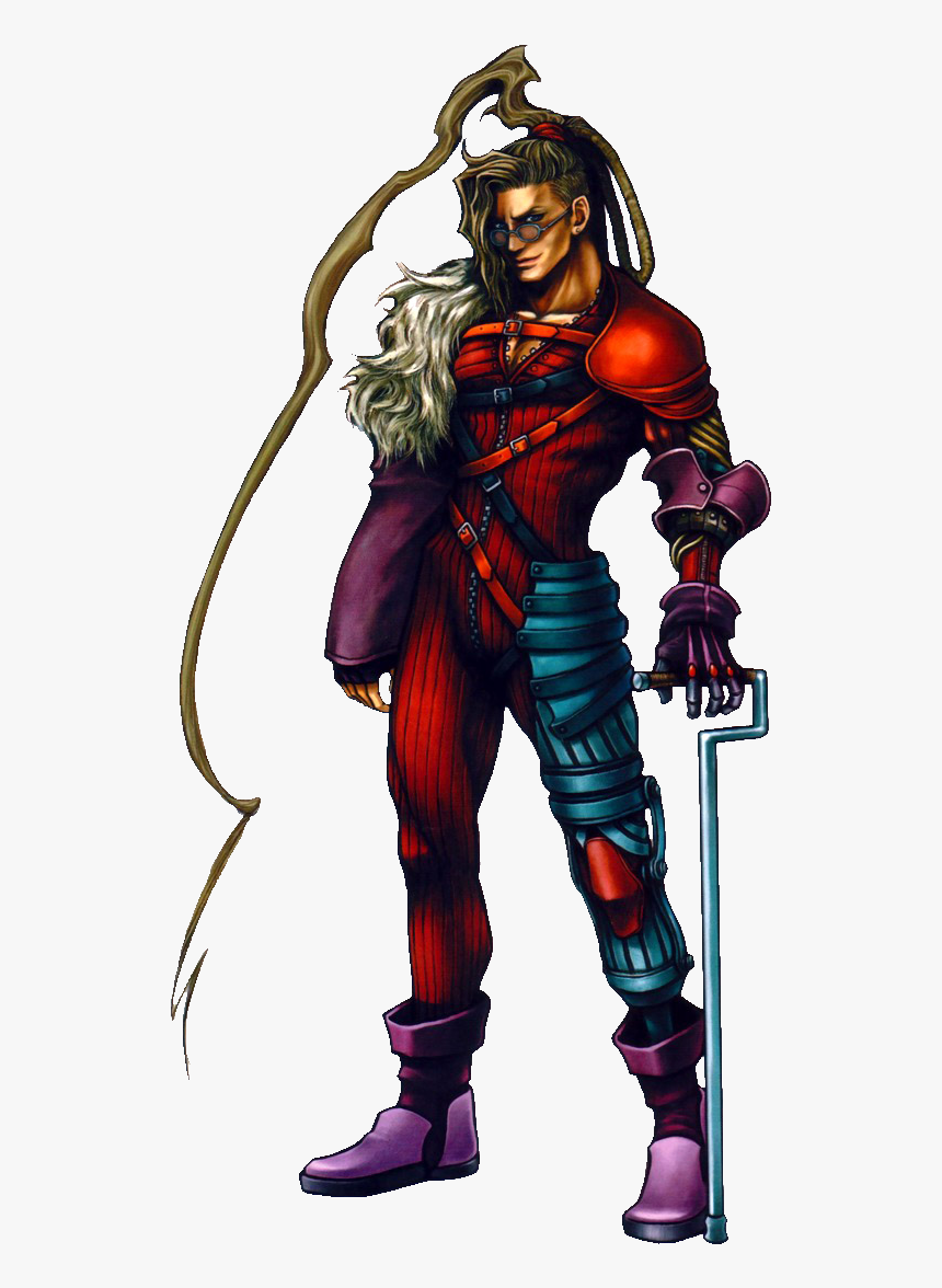 """What""""s The Worst Game Character Design In Your Opinion - Tetsuya Nomura Character Designs, HD Png Download, Free Download"""