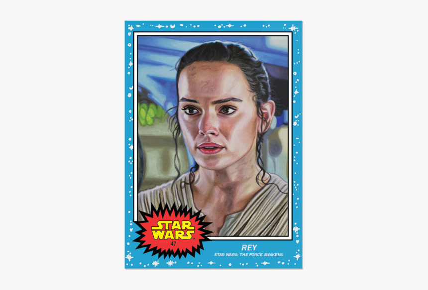 Topps Star Wars Cards, HD Png Download, Free Download