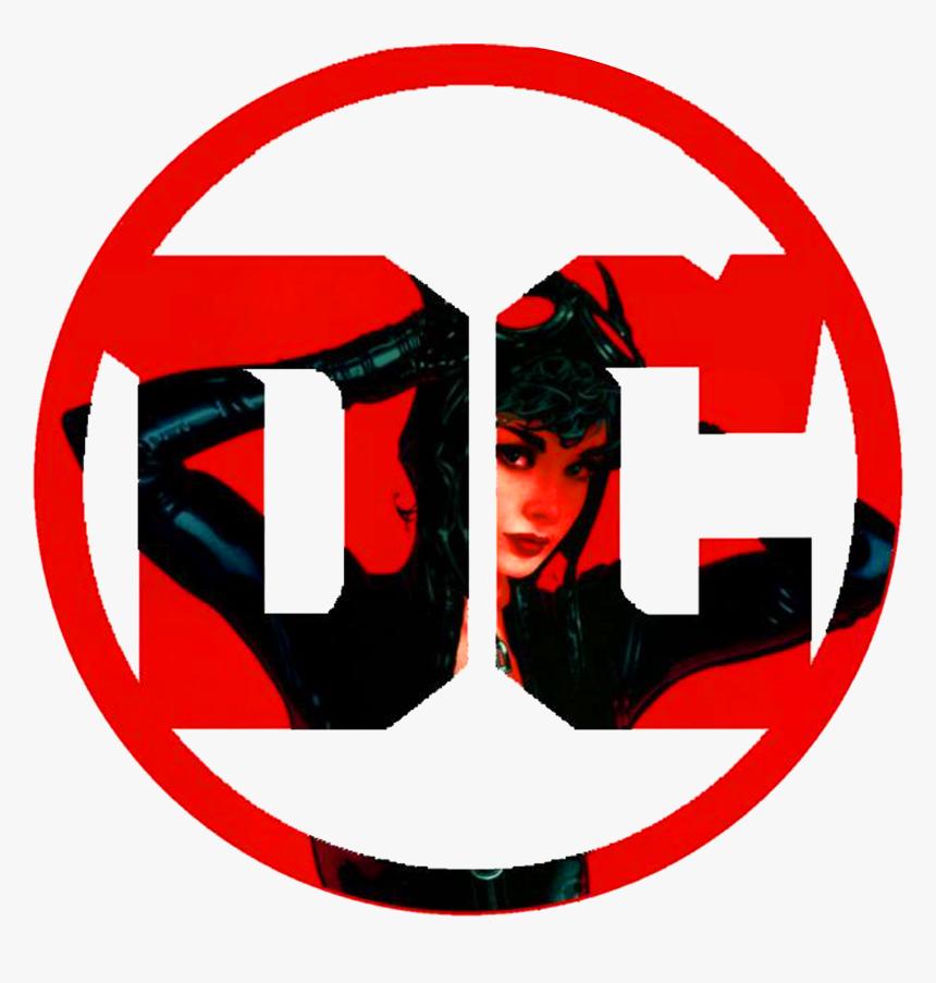 Logo Dc Comics Png, Transparent Png, Free Download