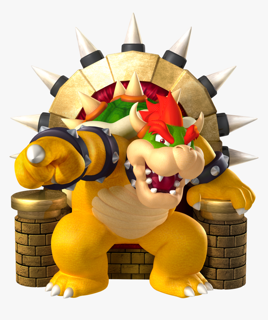Characters Super Mario Bros Bowser Super Mario Party Hd