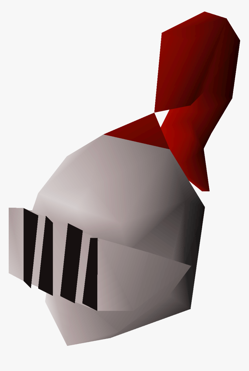 White Knight Helmet Osrs, HD Png Download, Free Download