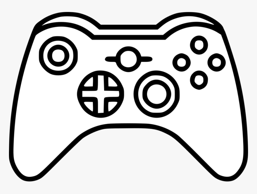 Xbox Controller One Drawing At Explore Transparent Manette Xbox