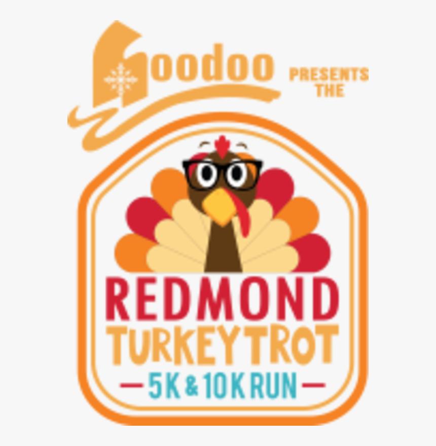 Running Turkey Png , Png Download - Redmond Turkey Trot 2018, Transparent Png, Free Download