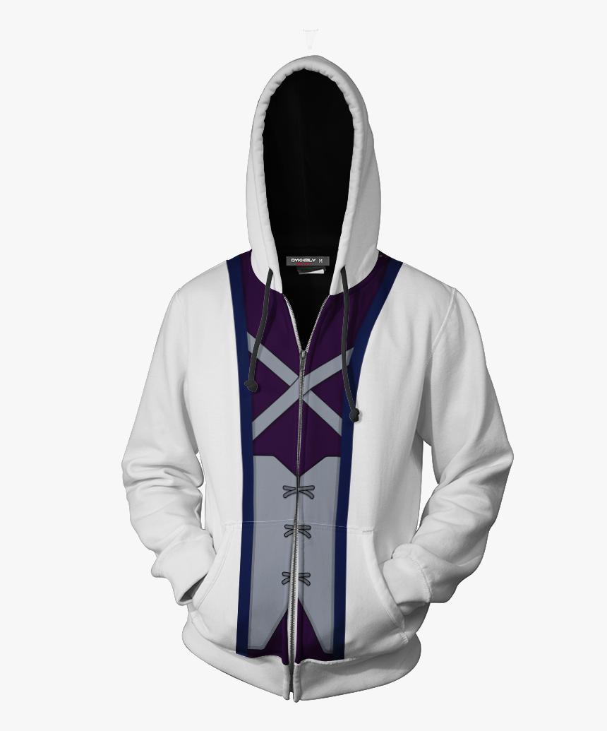 Fairy Tail Gray Fullbuster Hoodie Cosplay Jacket Zip - Gray Fairy Tail Hoodie, HD Png Download, Free Download