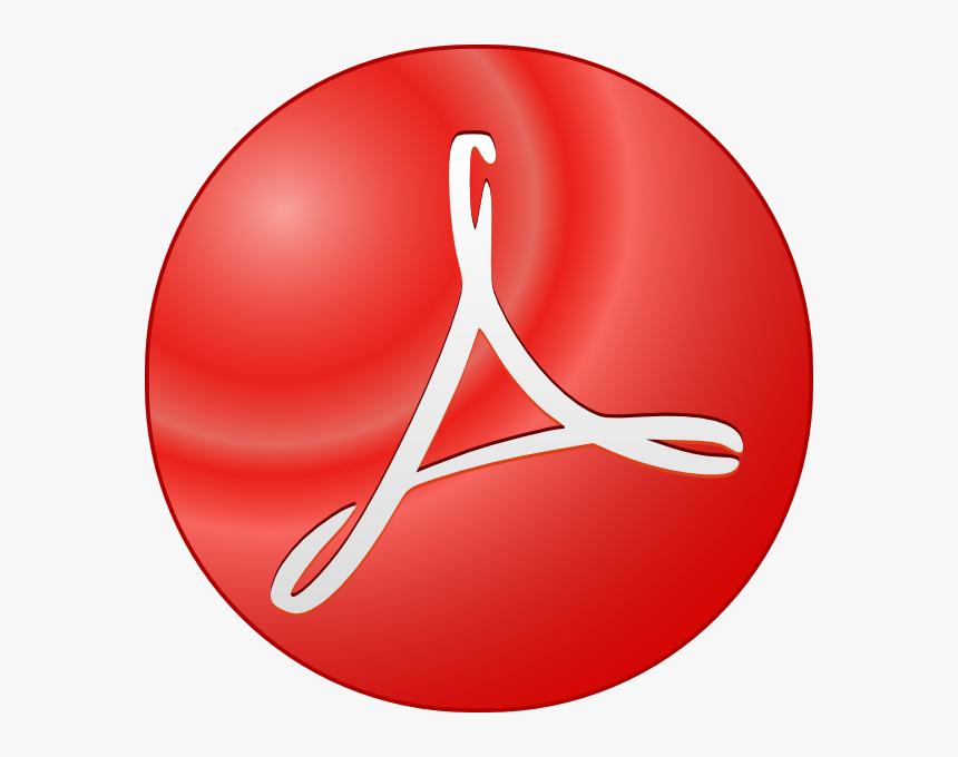 Adobe Pdf Logo, HD Png Download, Free Download