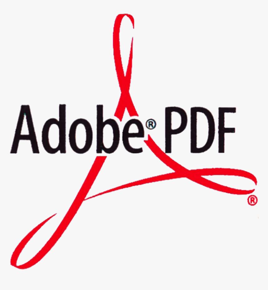 Pdf Logo Vector, HD Png Download, Free Download