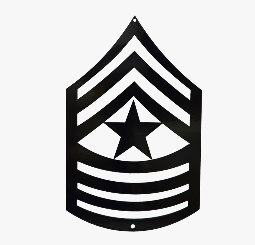Sergeant Major Rank Army, HD Png Download, Free Download