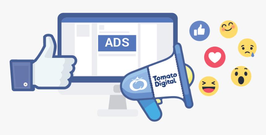 Jasa Iklan Facebook - Facebook Like Icon, HD Png Download, Free Download
