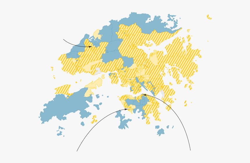 Hong Kong Elections 2019 Results, HD Png Download, Free Download