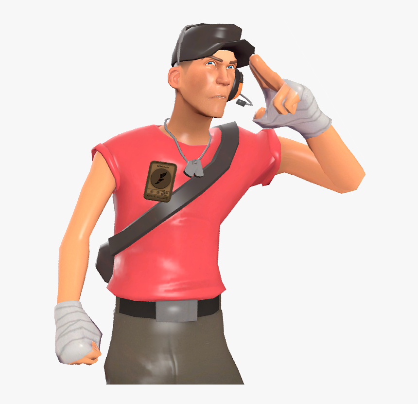 Scout Team Fortress 2 Hd Png Download Kindpng