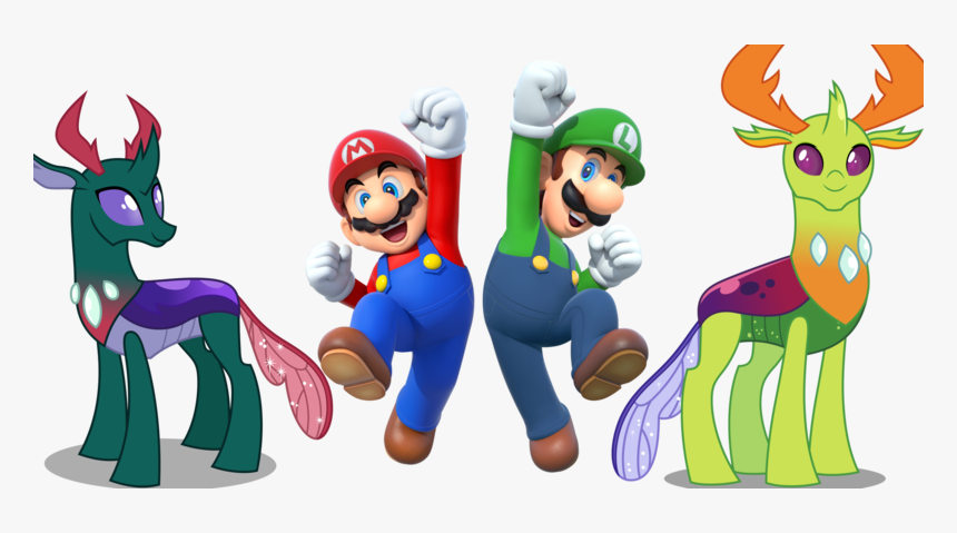 Super Mario Luigi 2019, HD Png Download, Free Download