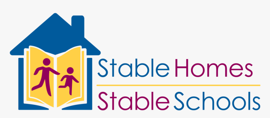 Stable Homes Stable Schools Logo - Traffic Sign, HD Png Download, Free Download