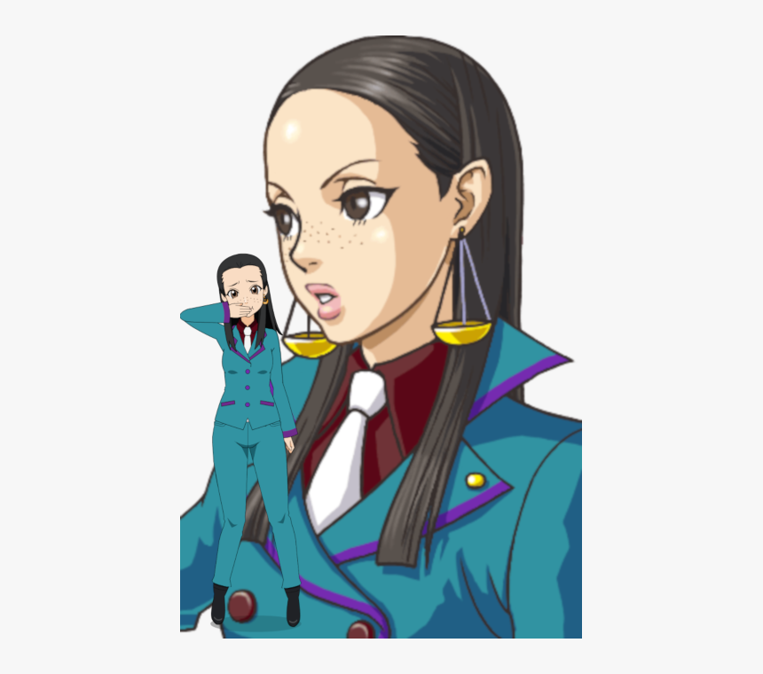 female ace attorney characters