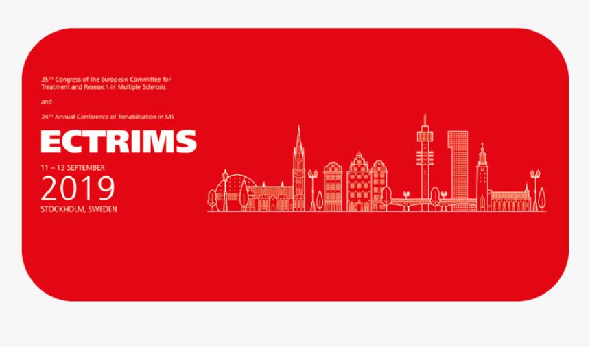 Ectrims 2019 Logo, HD Png Download, Free Download
