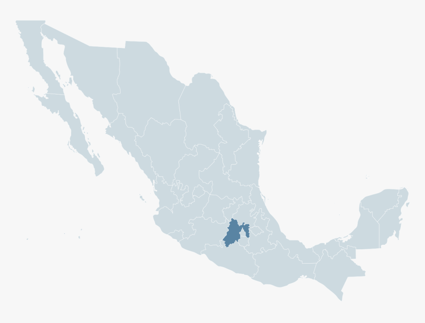 19 Mexico Vector Map Huge Freebie Download For Powerpoint - Quintana Roo Mapa De Mexico, HD Png Download, Free Download