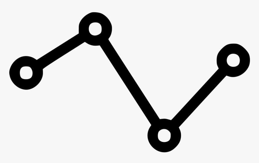 Analytics Line Chart Diagram Diagram Line Icon Png Transparent