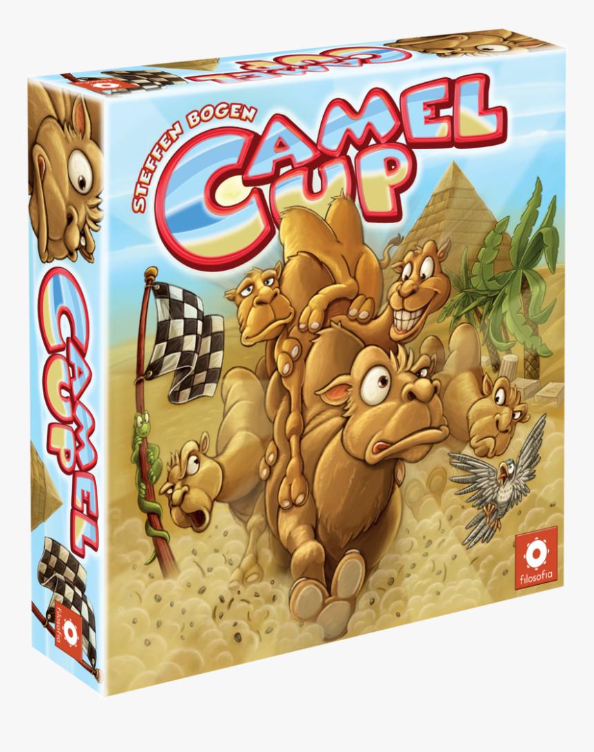 Camelupbox - Camel Up Jeu, HD Png Download, Free Download