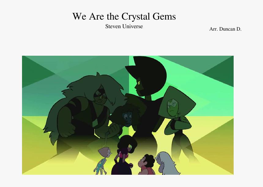 Steven Universe Theme Song Yellow Diamond, HD Png Download, Free Download