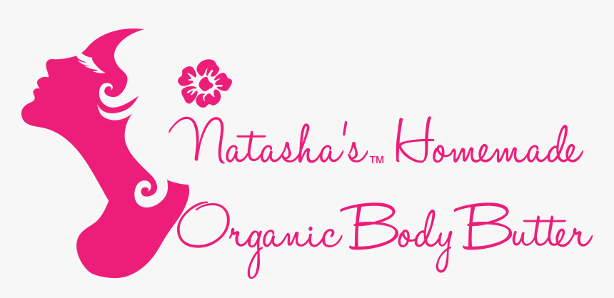 """Natasha""""s Home Made Organic Body Butter - Body Butter Logo, HD Png Download, Free Download"""