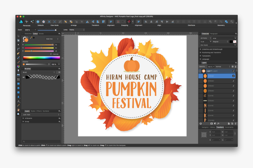 Thanksgiving Day Banner, HD Png Download, Free Download