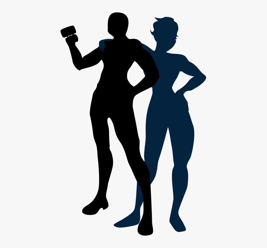 Man And Woman Silhouette Man With Cup Silhouette And Fit Man And Woman Silhouette Clipart Png Transparent Png Kindpng Search, discover and share your favorite fit women gifs. man and woman silhouette man with cup