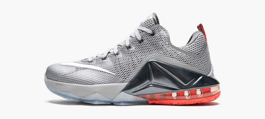 Nike Lebron 12 Low - Sneakers, HD Png Download, Free Download