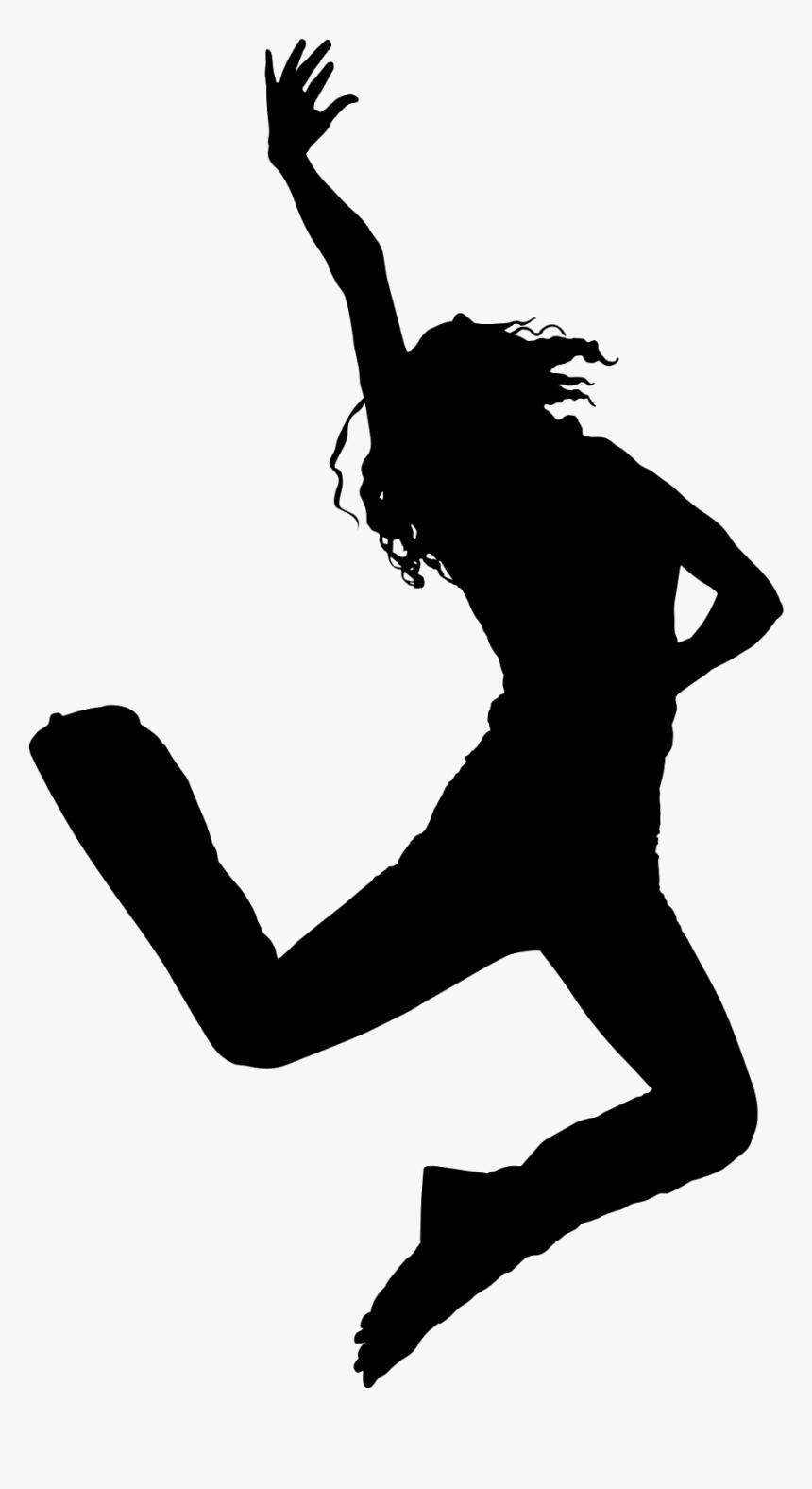 Hip Hop Dance Silhouette Ballet Dancer Jazz Dance Cartoon Hip Hop Dance Hd Png Download Kindpng