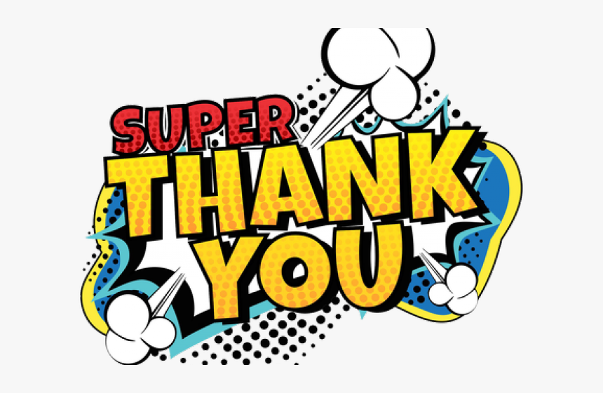 Thank You Clipart Superhero Hd Png Download Kindpng Are you searching for thank you png images or vector? thank you clipart superhero hd png