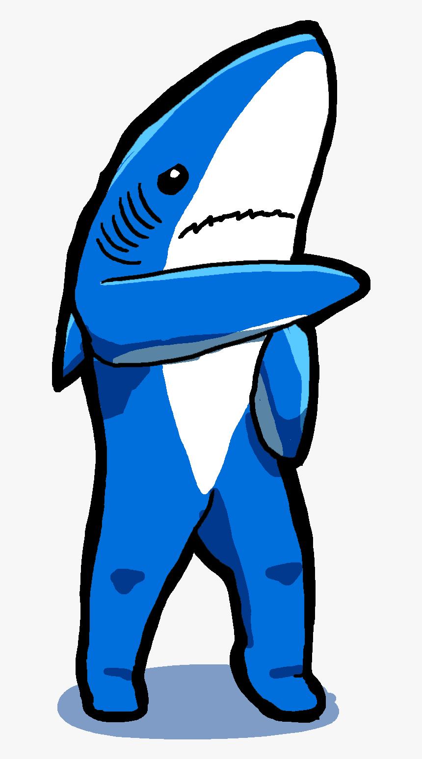 Dancing Shark Gif Transparent, HD Png Download, Free Download