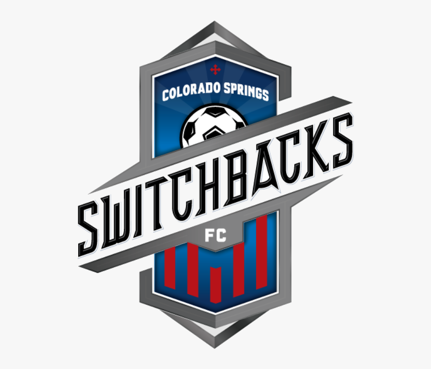 Transparent Toronto Fc Logo Png - Colorado Springs Switchbacks Fc, Png Download, Free Download