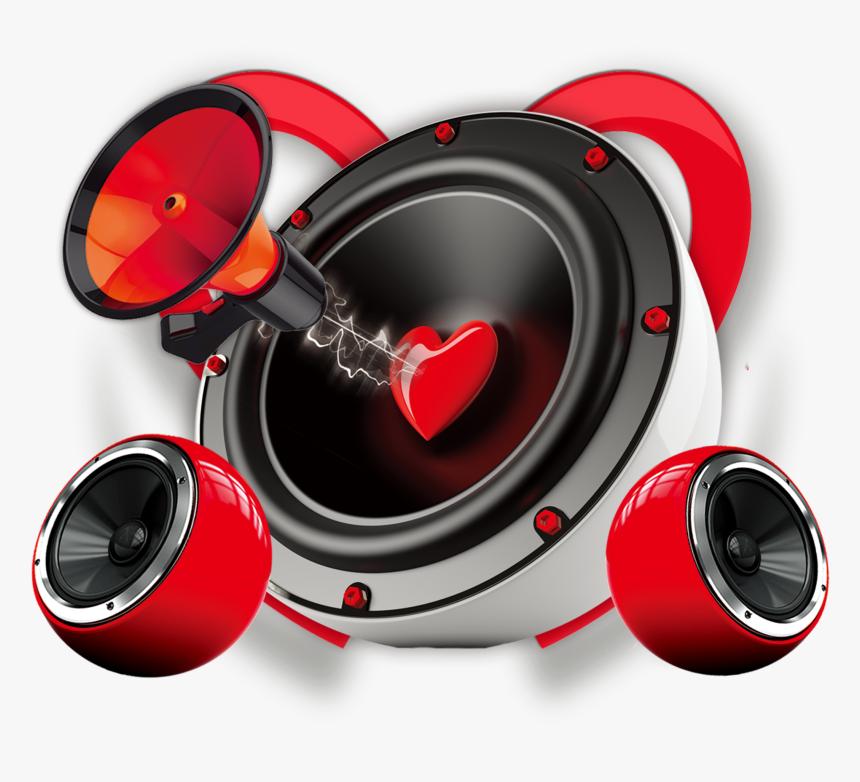 Speakers Clipart Bluetooth Speaker - Speaker Png, Transparent Png, Free Download