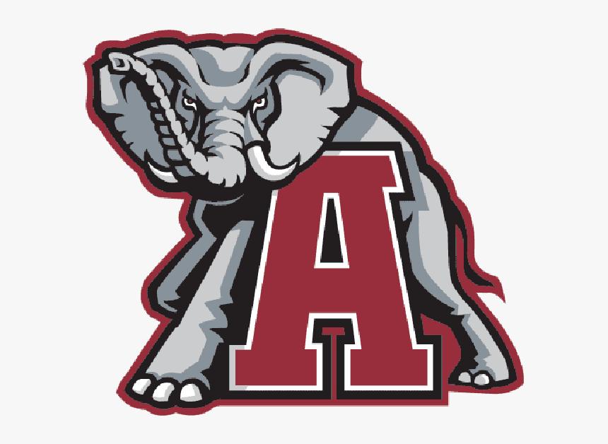 Alabama Crimson Tide Logo, HD Png Download, Free Download