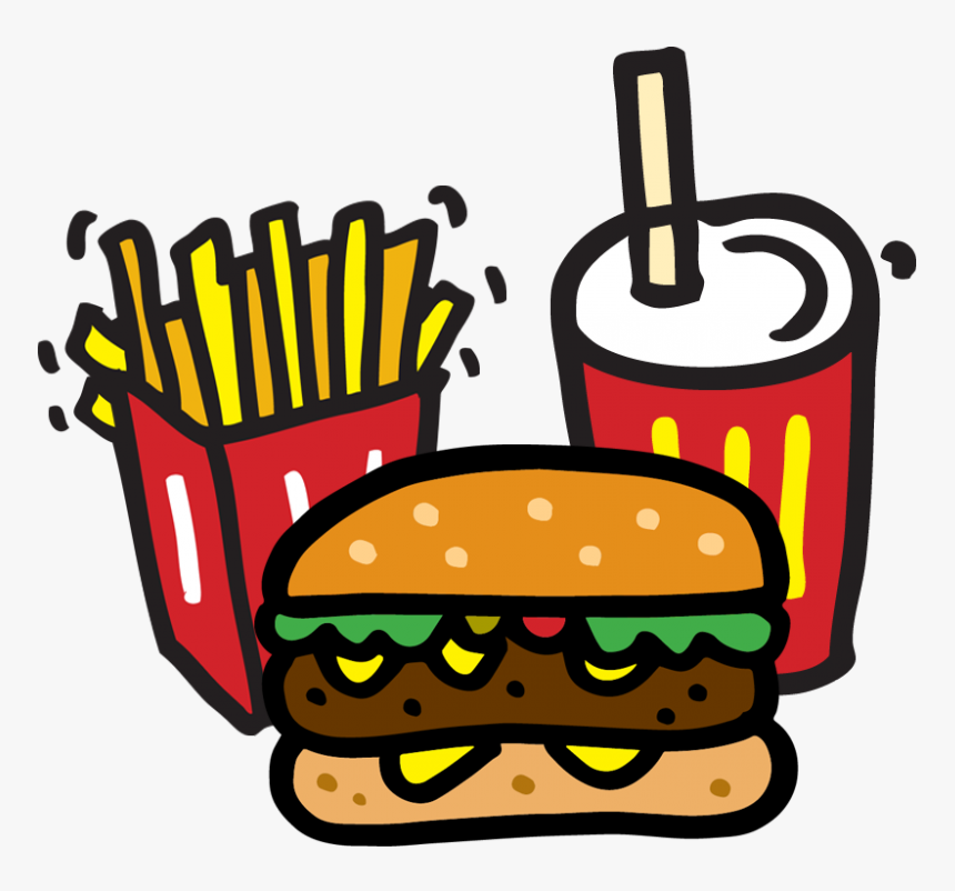 French Fries Clipart Mcdonalds - Mcdonalds Fries - Free Transparent PNG  Download - PNGkey