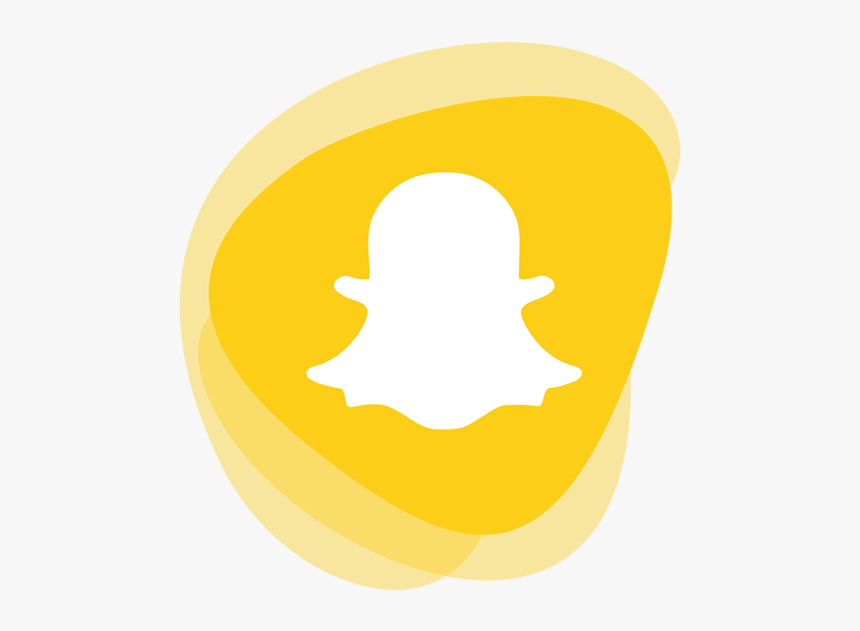 Snapchat Icon Logo Social Media Icon Png And Vector Instagram Facebook Twitter Snapchat Logo Transparent Png Kindpng