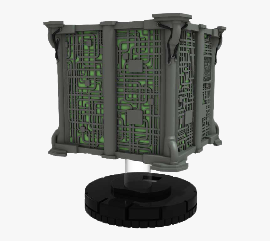 Attack Wing Wave - Borg Scout Cube, HD Png Download, Free Download