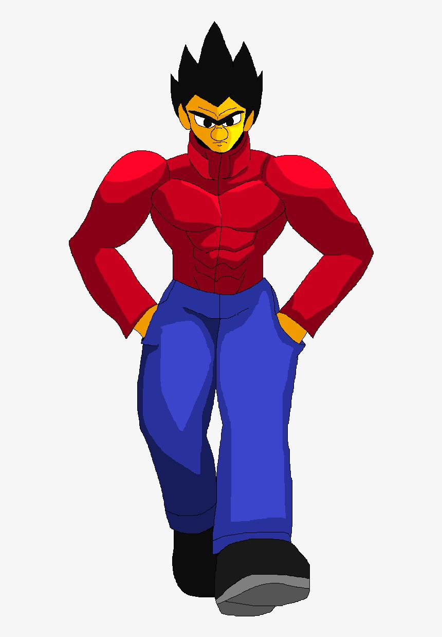 baxter cartoon character super baxter - cartoon, hd png download - kindpng