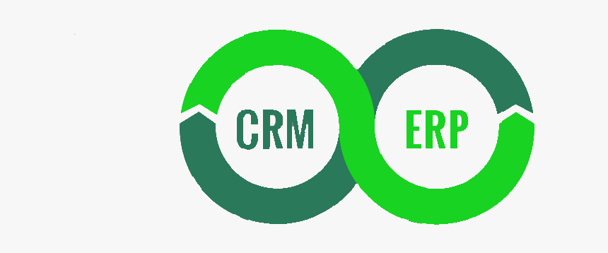 Integrated Crm And Erp - Erp Crm, HD Png Download, Free Download